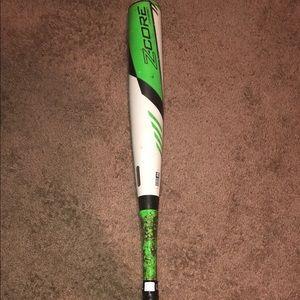 Easton Zcore baseball bat